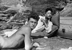 Jean Marais & Jean Cocteau