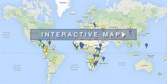 Canada North, Peace Corps, Interactive Map, Now What, It Goes On, Working Area, Adventure Travel, Opportunity, How To Find Out