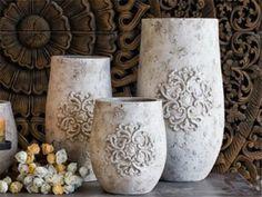 неглазурованные керамические цветочные горшки и кашпо из шамота - neglazurovannye keramicheskie tsvetochnye…