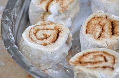 Nourishing Meals: Buckwheat Cinnamon Rolls (Gluten-free, Vegan, Yeast-Free)