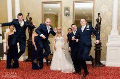 Donna & Frank, The Grand Hotel Malahide - Couple Photography Bridesmaid Dresses, Wedding Dresses, Grand Hotel, Couple Photography, St Patricks Day, Weddings, Couples, Fashion, Bridesmade Dresses