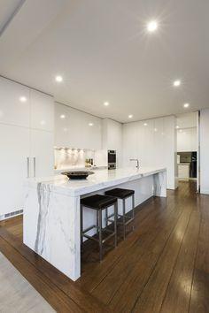 Curva House - LSA Architects