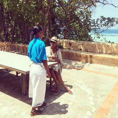 Tatase Lagos traveller meets Zanzibar, Stone Town, Nigeria, Bellafricana- African destinations-Nigeria-Zanzibar-beach front