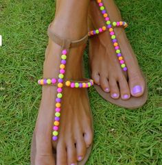 Hot Lava Slippers