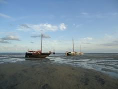 'Eb' - low tide, Terschelling