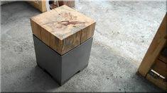 modern bútorok betonból, diy Wabi Sabi, Rustic Furniture, Bb, Table, Vintage, Design, Home Decor, Home Decoration, Decoration Home