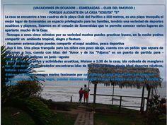 TUS MEJORES VACACIONES EN ECUADOR  A LA PLAYA VACACIONES ECUADOR ? ESMERALDAS  CLUB DEL PACIFICO  MUY CERCA AL MAR TONSUPA - ...  http://la-plata.evisos.com.ar/mudanzas-en-alturamuebles-con-sogas-4831-2661-mudanzas-id-932468