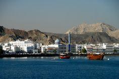Corniche - Muscat, Oman