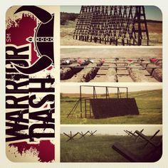 Warrior Dash - so fun COMPLETE!