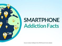 Are you an addict smartphone user? Find out some facts about it here. Pew Research Center, App Design, Mobile App, Addiction, Smartphone, Presentation, Facts, Marketing, Business