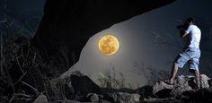 Internautas do UOL tiram fotos fantásticas da superlua; veja melhores - Notícias - Ciência