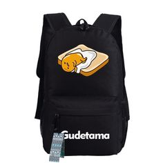 Just in to our Backpack collection! Kawaiiiii :3 Gudetama Backpack - 11 Different Styles