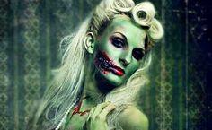 maquillaje-zombie-rockabilly
