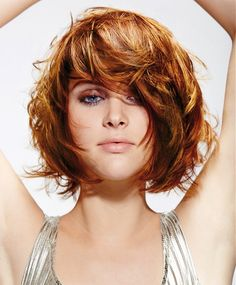 Michel Dervyn Medium Brown Hairstyles
