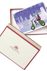 Weihnachtskarten für Prantl