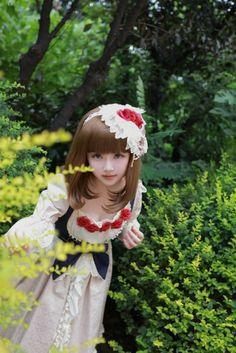 the fairy tale princess]