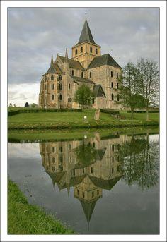 Cerisy Abbey - Cerisy-la-Foret, Basse-Normandie