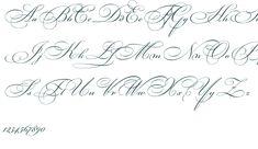 Tattoo fonts?