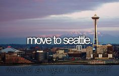 before i die, city, seattle (Full Size) Sleepless In Seattle, Moving To Seattle, Maybe Someday, Before I Die, Favim, Best Cities, Back Home, Just Go, Places To See