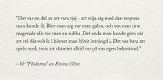 Flickorna - Emma Cline