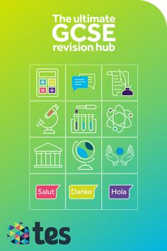 A secondary teacher's dream - discover and pin the ultimate collection of GCSE exam revision resources! Including: Maths, English Language, English Literature, Biology, Physics, Chemistry, History, Religious Studies, French, German, and Spanish. Revision season in here. Take a look!