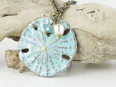 sandollar necklace