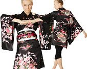 Japanese Woman Geisha Yukata - for boat section