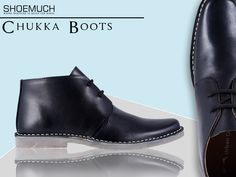 Fusion of formal and casual in one look with our exclusive Chukkas collection for men! #Chukkas #MenChukkas #MenFootwear #ShoeMuch