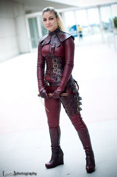 From the Legend of Seeker Mord-Sith