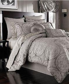 J Queen New York Bedding, Claremont Comforter Sets - Bedding Collections - Bed & Bath - Macy's