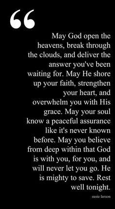 Peaceful Assurance
