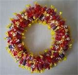 Image detail for -here is my adorable wreath i made out of a