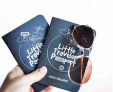 Little Traveler Passport, packed with cool facts and basic phrases, children can document their trip in their own words along the way plus they can get it stamped just like the real thing. Kids Travel Activities, Travel With Kids, Passport, Fun Facts, Sunglasses Case, Children, Traveling, Young Children, Boys