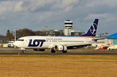 #Airplane #Plane #PlaneSpotting #AirportGdansk #Airport #LOT ; photo: Andrzej Byczkowski