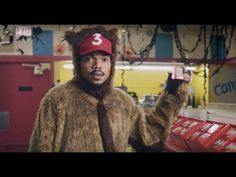 Chance the Rapper + Kit Kat = Best Halloween ever! #KitKatBreak #HalloweenBreak Have a Break, Have a Kit Kat ™ -- Connect with Kit Kat on Facebook: https://w...