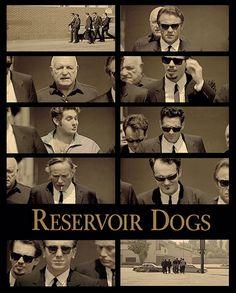 Tarantino Harvey Keitel Michael Madsen Tim roth Chris Penn Steve Buscemi People Reservoir Dogs