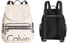 Calvin Klein Dressy Backpack - Designer Handbags - Handbags & Accessories - Macy's