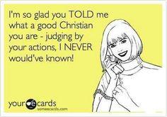 Christians, Catholics, Mormons, Jehovah's Witness cult.