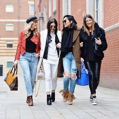 Friends whom you can play dress up with are friends to keep  (Photo: @anisasojka) #fashion #fashiongram #style #love #currentlywearing #lookbook #wiwt #whatiwore #whatiworetoday #ootdshare #outfit #wiw #mylook #fashionista #todayimwearing #instastyle #instafashion