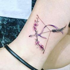 Tattoos # Tattoos - Indispensable address of art-Tätowierungen – Indispensable address of art Tattoo exercises - Pretty Tattoos, Cute Tattoos, Unique Tattoos, Beautiful Tattoos, Tatoos, Mini Tattoos, Foot Tattoos, New Tattoos, Body Art Tattoos