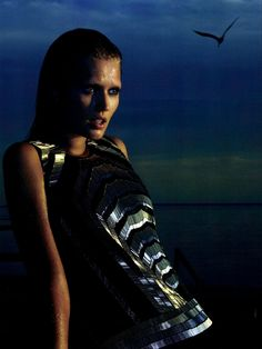 splash: toni garrn by camilla akrans for numéro #130 february 2012