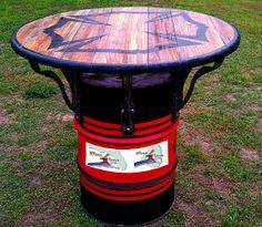 Refurbished Night Stand Wood
