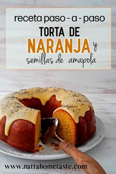 Drip Cakes, Bundt Cakes, Tea Snacks, Pan Dulce, Sweet Cakes, Sin Gluten, Pound Cake, Cakes And More, Dessert Table