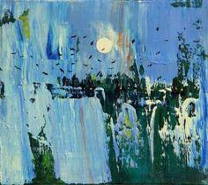 "Saatchi Art Artist Grażyna Smalej; Painting, ""Birds II"" #art"