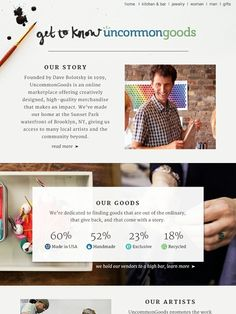 Getting to Know You... - Uncommon Goods