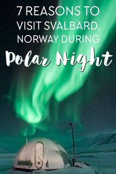 Travel to Svalbard, Norway during polar night in winter, including northern lights, husky sledding, and hiking to an ice cave North Pole Expedition, Northern Lights Trips, Husky, Svalbard Norway, Arctic Explorers, Polar Night, Facing The Sun, Tromso, Amigurumi