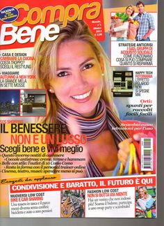 Compra Bene, cover di ottobre