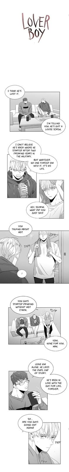 Lover Boy Ch.56 Romantic Manga, Lovers, Boys, Omega, Baby Boys, Guys, Sons, Young Boys