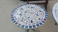 Small mosaic table