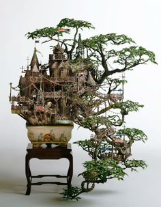 Castillo Bonsai... Nivel: #motherofgod